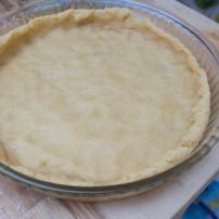pâtisserie, tarte au citron meringuée, essai de recette