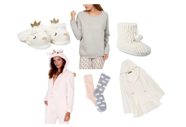 wish list cocooning - vêtements et tenue