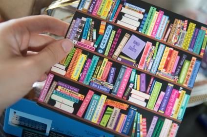 Mon premier SWAP de livres