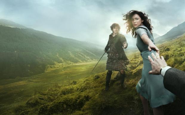 Outlander, série historique