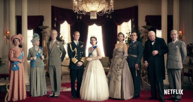 The Crown, série Historique