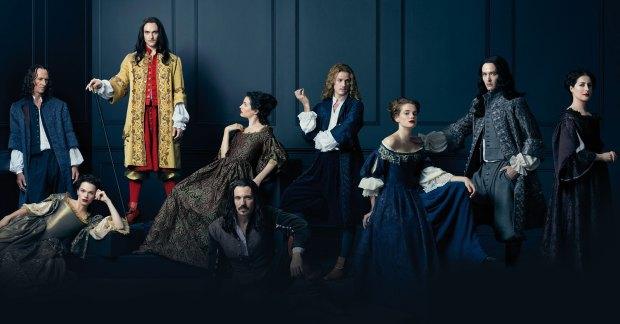 Versailles, série Historique
