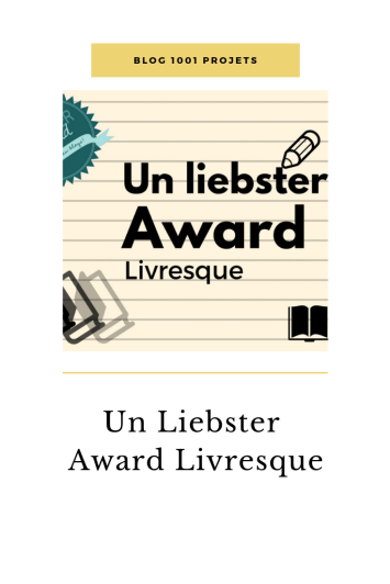 Un lobster award livresque