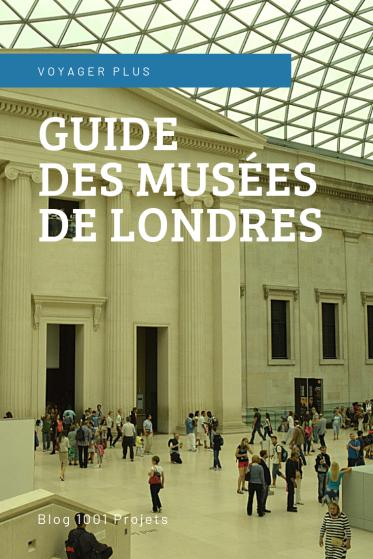 Guide des musées de Londres