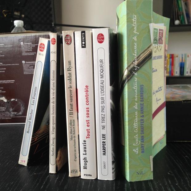 livres vide-grenier